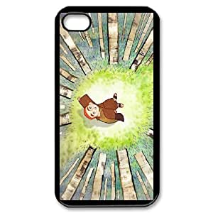 Anime Series Cartoon Design The Secret of Kells Protective Case for iphone 4 4S Case JS009