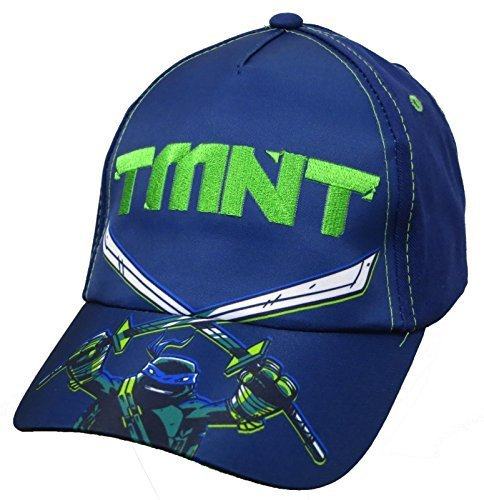 Nickelodeon Teenage Mutant Ninja Turtles TMNT Baseball Cap – Size 4-14 [6014]