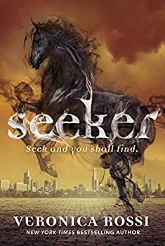 Seeker by Veronica Rossi YA fantasy book reviews