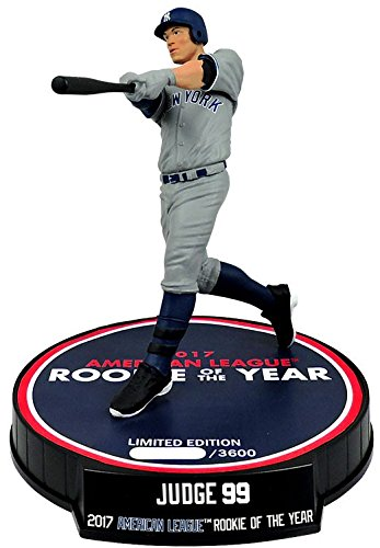 Imports Dragon Yankees Aaron Judge 2017 Rookie of The Year 6 Player Replica Figurine