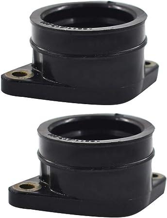 Carb Holders Intake Manifold Boots for Polaris Trail Boss Blazer 250 2x4 4x4