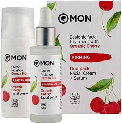 Mondeconatur - Set con Crema diurna facial y Serum