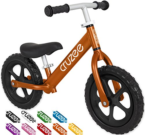 Cruzee UltraLite Balance Tricycles Lightest