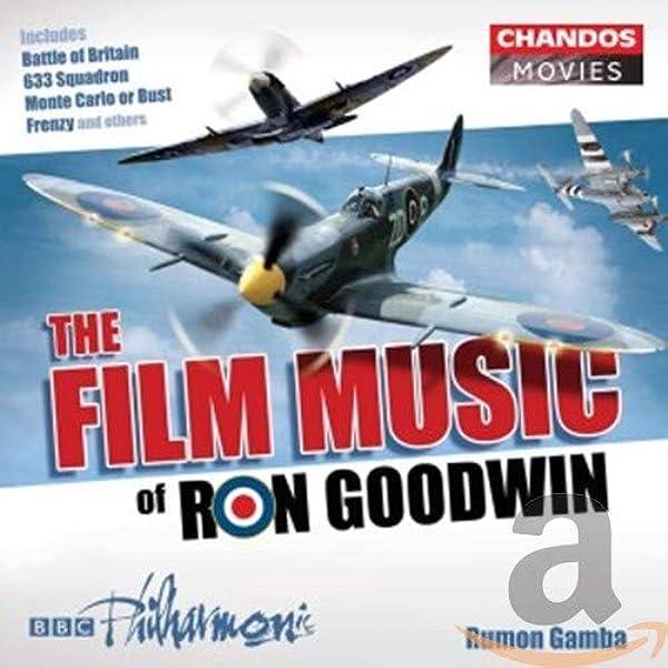 musique de films: Rumon Gamba, Goodwin: Amazon.es: Música