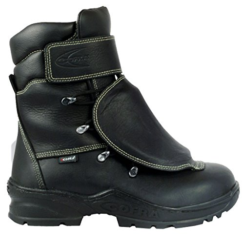 Cofra 21490�?00.w39Größe 99,1cm Gießerei S3M HRO HI SRC Sicherheit Schuhe–Schwarz