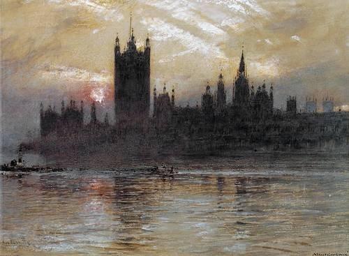 Albert Goodwin RWS 1845-1932: Exhibition Catalogue