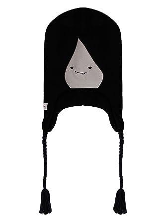 214aa78fe36 Adventure Time Marceline Laplander Cap black-grey  Amazon.co.uk  Clothing