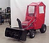 Soft Windbreak Cab For Snapper LT Tractors