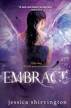 Embrace by [Shirvington, Jessica]