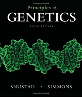 Principles Of Genetics By Gardner 8th Edition Pdf