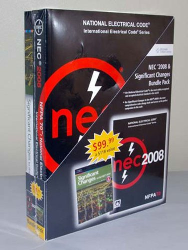 National Electrical Code 2008 Bundle Package