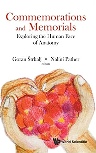 Commemorations And Memorials Exploring The Human Face Of Anatomy