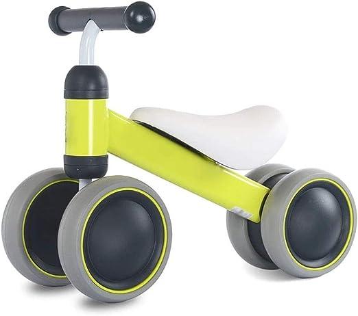 TONGSH Bicicleta Baby Balance: Bicicleta bebé de 6 a 24 Meses ...