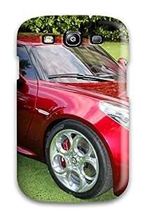 High Quality JMYHXbZ186yKkea 4c Alfa Romeo Sport Car Tpu Case For Galaxy S3