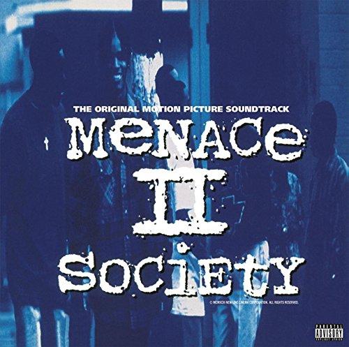 MENACE II SOCIETY O.S.T. - Menace II Society