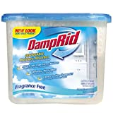 DampRid FG100 Unscented Disposable Moisture Absorber, 10.5-Ounce