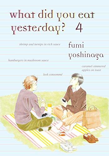What Did You Eat Yesterday?, Volume 4 [Fumi Yoshinaga] (Tapa Blanda)