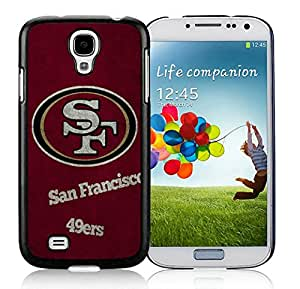 San Francisco 49ers 25_Samsung Galaxy S4 I9500 Black Phone Case Cover_32096