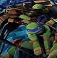 Nickelodeon Teenage Mutant Ninja Turtles Microfiber Headboard Cover