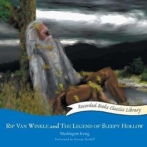 Rip Van Winkle and The Legend of Sleepy Hollow Audiobook