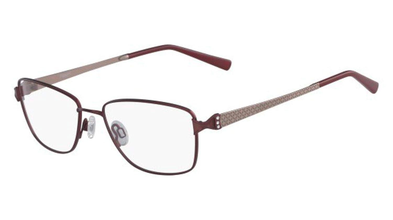 Eyeglasses FLEXON LANA 604 BURGUNDY