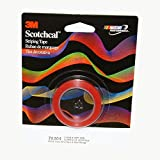 3M Scotchcal 70304 Red Striping Automotive Tape - 1/4 in Width x 2 mil Thick [PRICE is per ROLL]