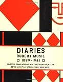 Musil Diaries, Robert Musil, 0465016510