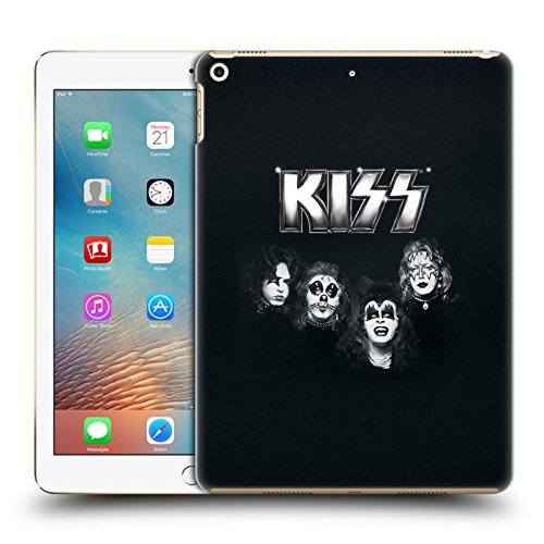 Official Kiss Cold Gin Group Hard Back Case For Apple Ipad Pro 2 9 7