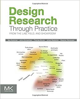 Design Research Through Practice: From the Lab, Field, and Showroom