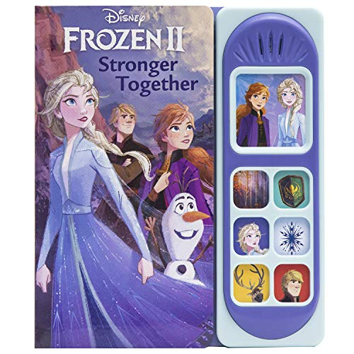 Disney Frozen 2 Little Sound Book - PI Kids
