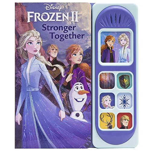 Disney Frozen 2 Little Sound Book - PI Kids