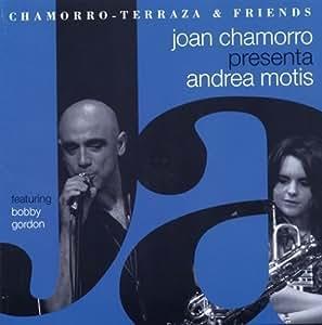 Joan Chamorro Presenta Andrea Motis