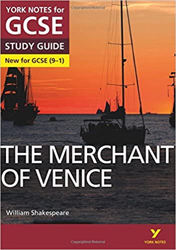 Book The Merchant of Venice: York Notes for GCSE (9-1)