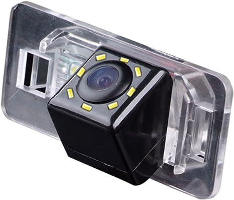 Telecamera Retrocamera Auto Posteriore Per BMW Serie 3 E90 E39 E46 X3 X5 X6 E60
