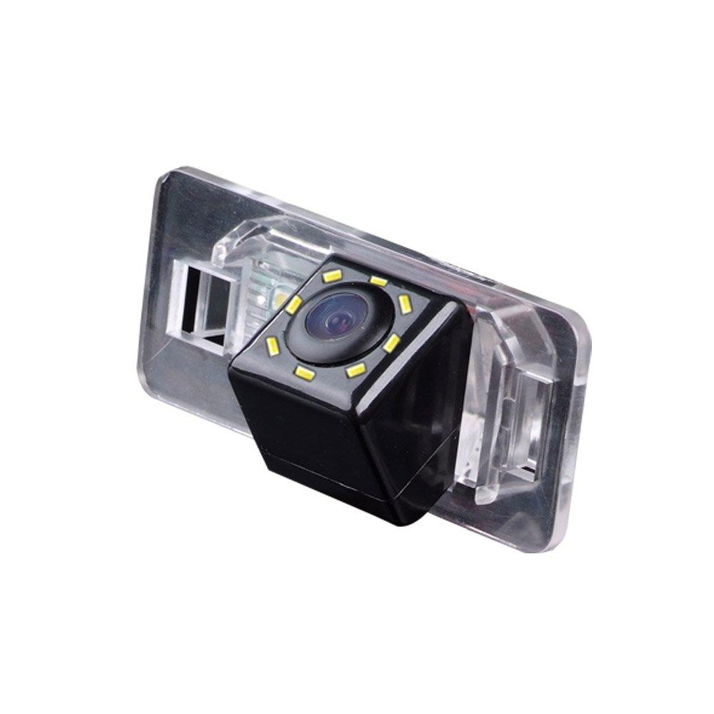 Kala Kass retromarcia impermeabile visione notturna auto vista posteriore telecamera di parcheggio retromarcia Nero per X1