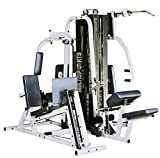 MultiSports MS-5000 4-Station Home Gym Strength Training System Review