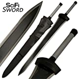Art of Sword Replica Black Iron Great Broadsword Greatsword Online - Carbon Steel