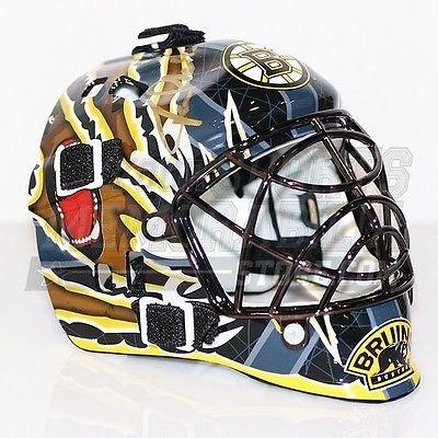 Tuukka Rask Boston Bruins Signed Autographed Bruins Mini Goalie (Signed Goalie Mask)