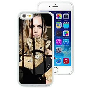 New Custom Designed Cover Case For iPhone 6 4.7 Inch TPU With Cara Delevingne Girl Mobile Wallpaper(174).jpg