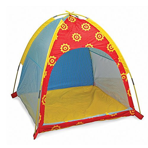 Pacific Play Tents Lil Nursery Portable Dome Tent for Infants - 36' x 36' x 36'