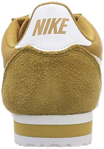 NIKE Nylon 001 Muted Classic Sneakers Multicolore Bronze Basses Cortez White Homme AAFq671