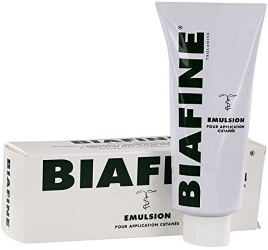 Biafine Act Emulsion Cream 186g For Sale Online Ebay 1