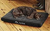 Orvis Platform Dog Bed Cover/Small Dogs up to 40 lbs, Slate