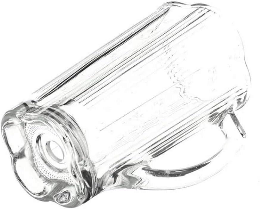 Waring 003573 Standard Size Borosilicate Glass Jar Without Blade for Blender 40 oz