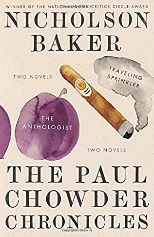 book cover of The Paul Chowder Chronicles
