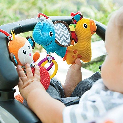 infantino tag along travel pals 11street malaysia car seats. Black Bedroom Furniture Sets. Home Design Ideas