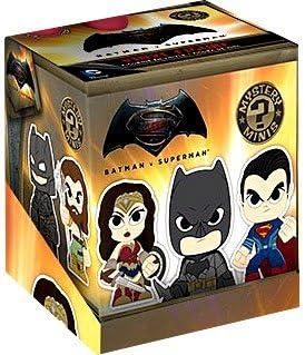 Funko DC Batman v Superman Batman v Superman Mystery Minis 2.5 Mystery Pack by DC: Amazon.es: Juguetes y juegos