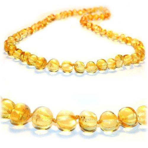 【人気急上昇】 The Art Cure of Cure Teething Amber Teething of Necklace - FTIR Lab Tested Authentic Amber (Champagne) by The Art of Cure B01FE7AYF4, 江別市:7f3c9495 --- a0267596.xsph.ru