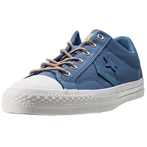 a Basso Ox Ctas Donna Sneaker Collo Blu Converse Pq4tgn