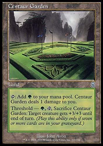 Centaur Garden *Uncommon* Magic MtG x1 Odyssey SP